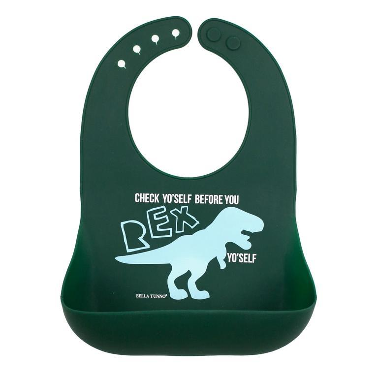 Wonder Bib - Rex Yo Self by Bella Tunno