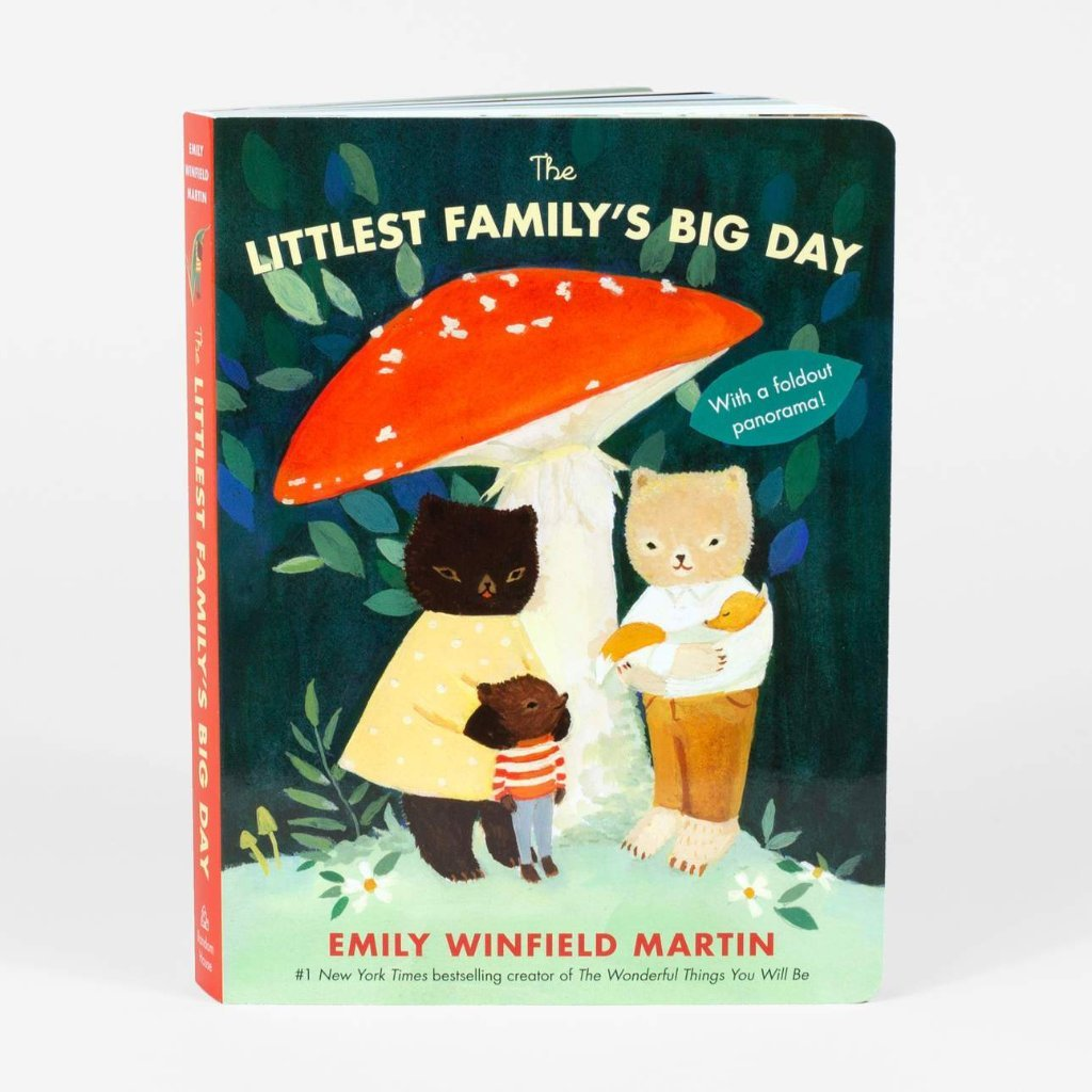 The Littlest Family's Big Day - Board Book
