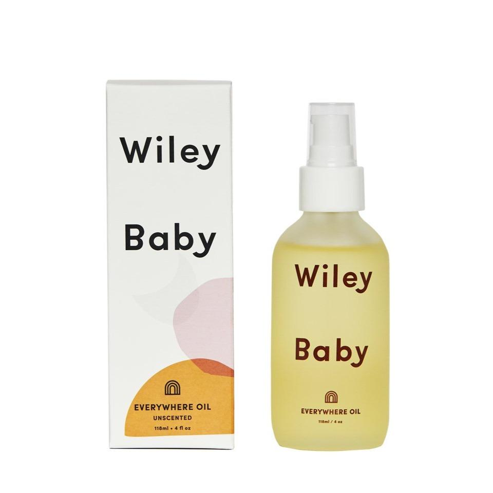 Everywhere Oil by Wiley Baby