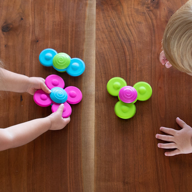 Whirly Squigz by Fat Brain Toys Fat Brain Toys Toys