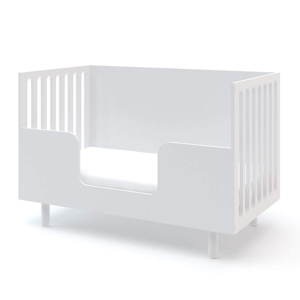 Fawn Toddler Bed Conversion Kit - White by Oeuf