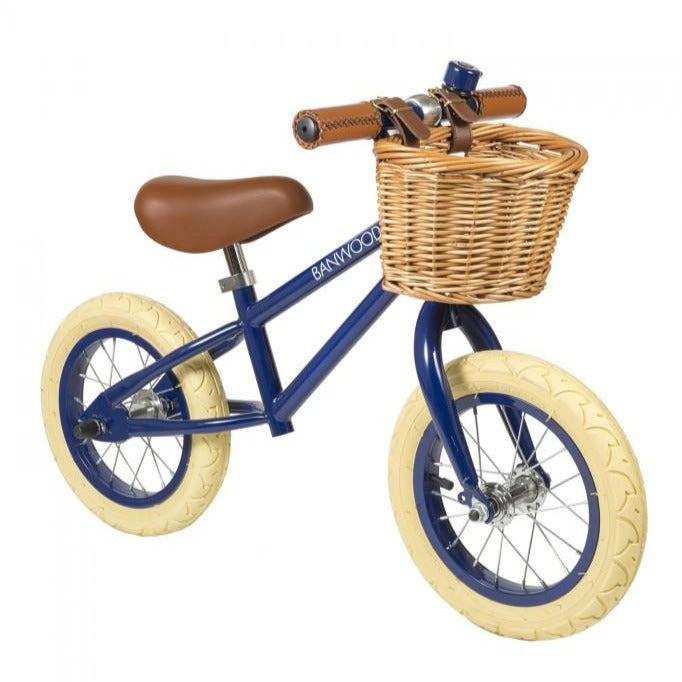 FIRST GO! Balance Bike - Navy by Banwood