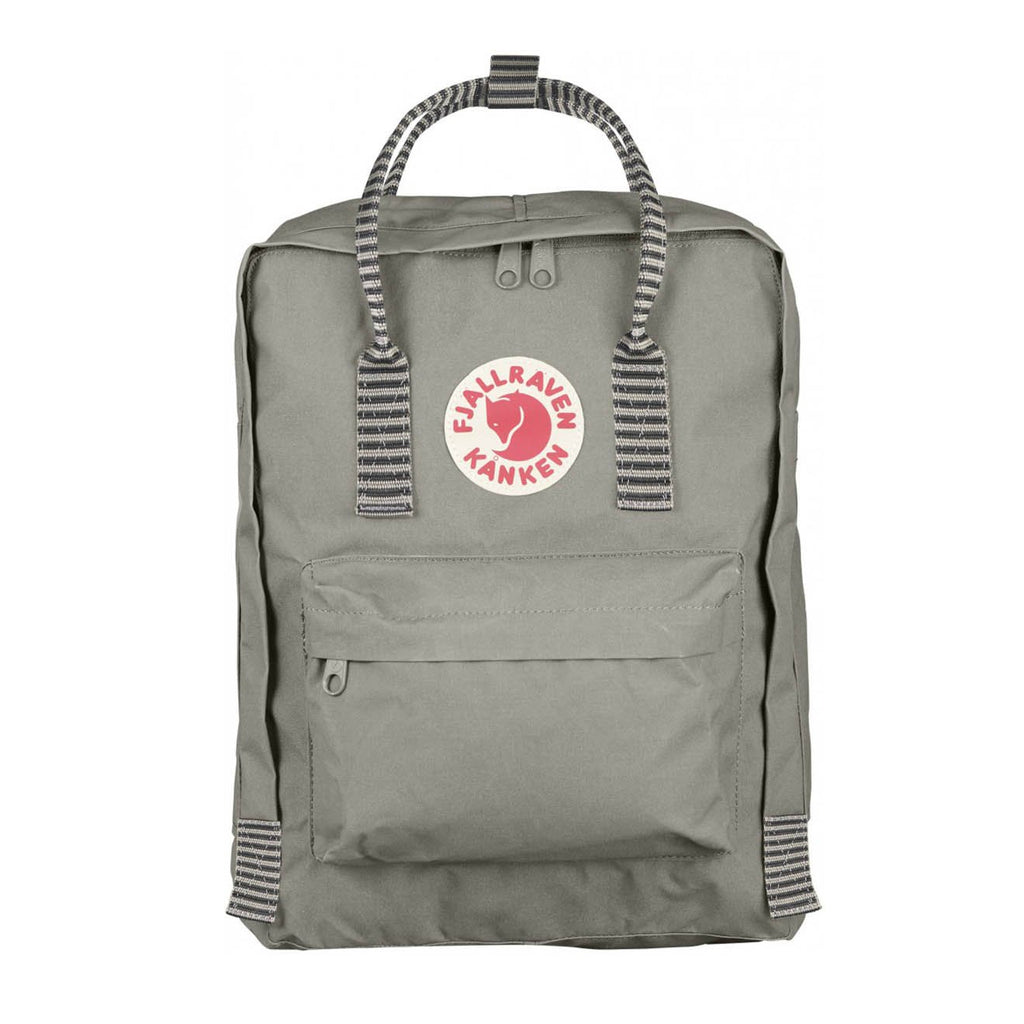 Kånken Backpack - Fog Striped by Fjallraven