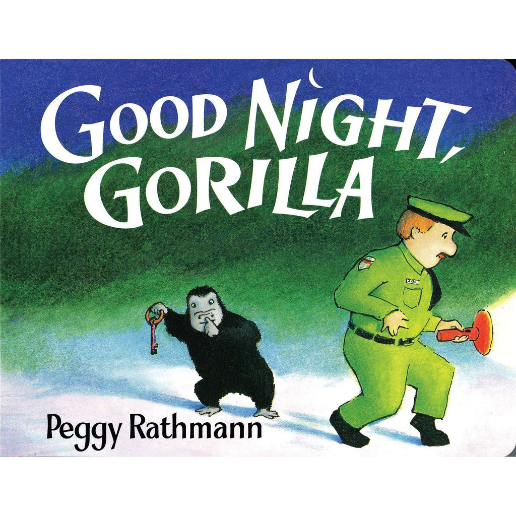 Goodnight Gorilla - Board Book
