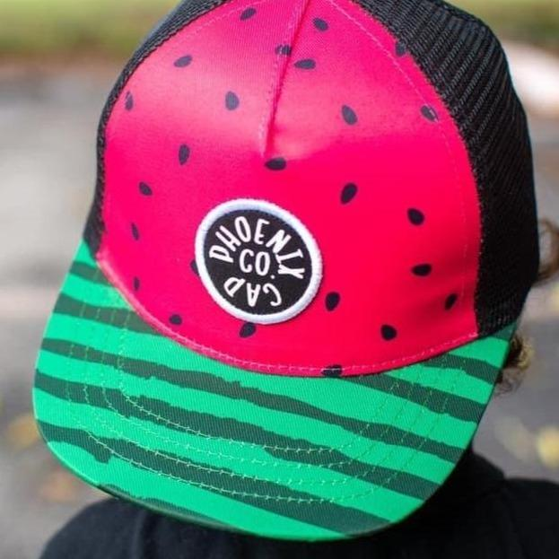 What-A-Melon Hat by Phoenix Cap Co