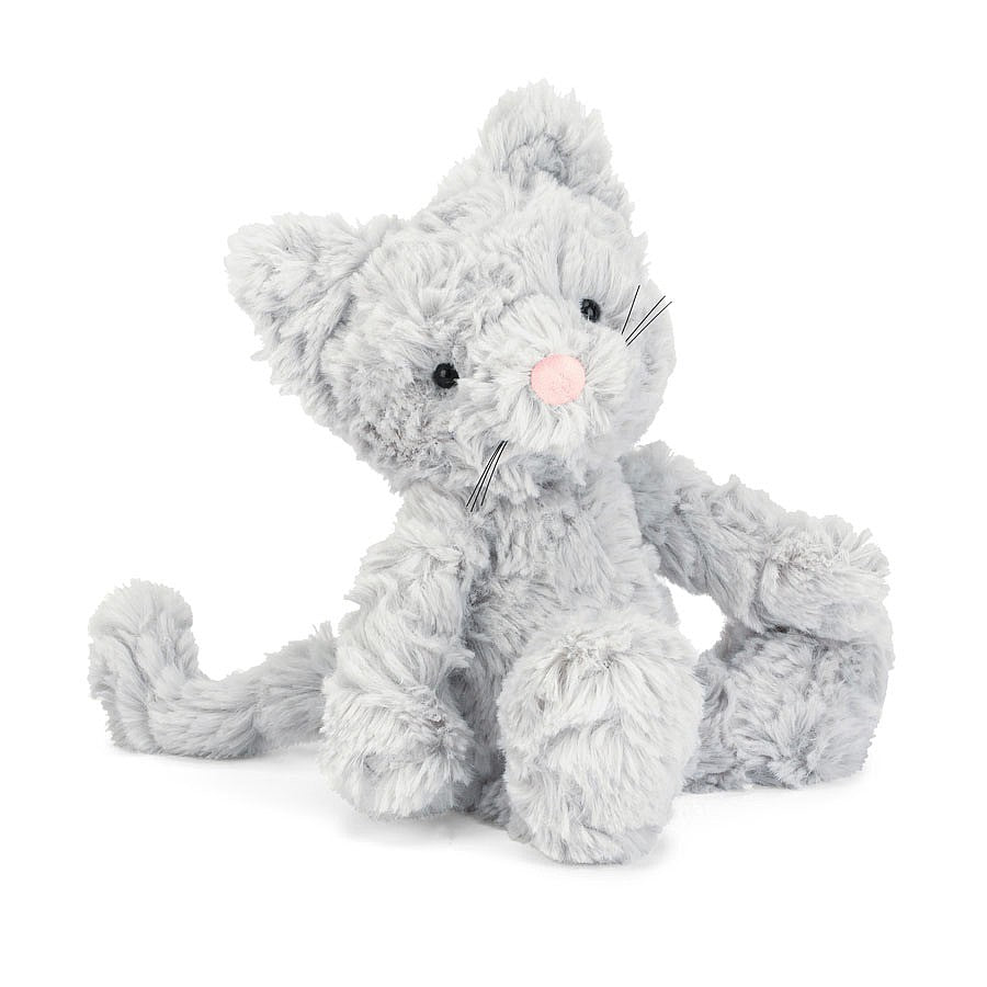 Squiggle Kitty - 9 Inch by Jellycat