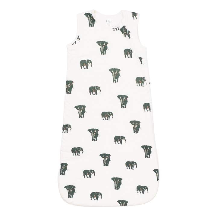 Printed Sleep Bag Tog 1.0 - Elephant by Kyte Baby