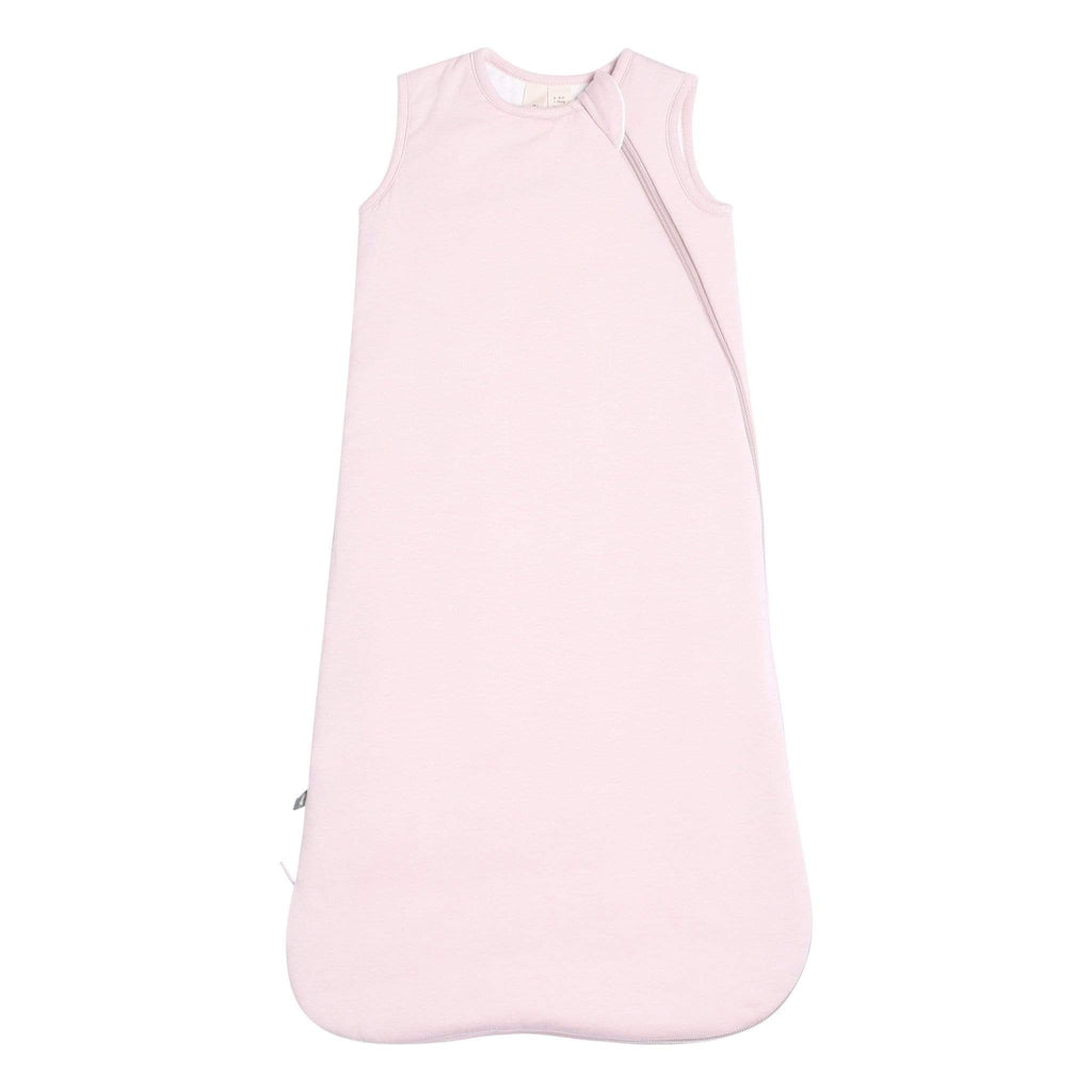 Solid Sleep Bag Tog 1.0 - Blush by Kyte Baby Kyte Baby Bedding