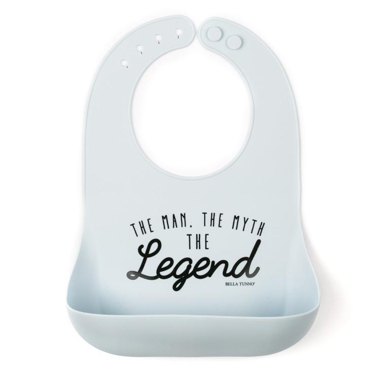 Wonder Bib - Legend by Bella Tunno