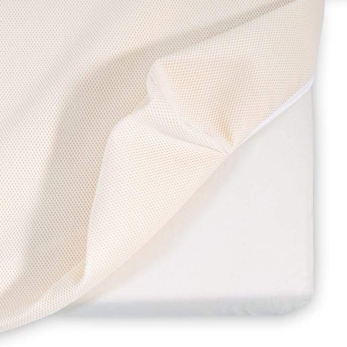Breathable Crib Protector Pad by Naturepedic