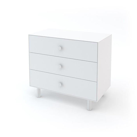 Classic 3-Drawer Dresser - White by Oeuf - Pacifier