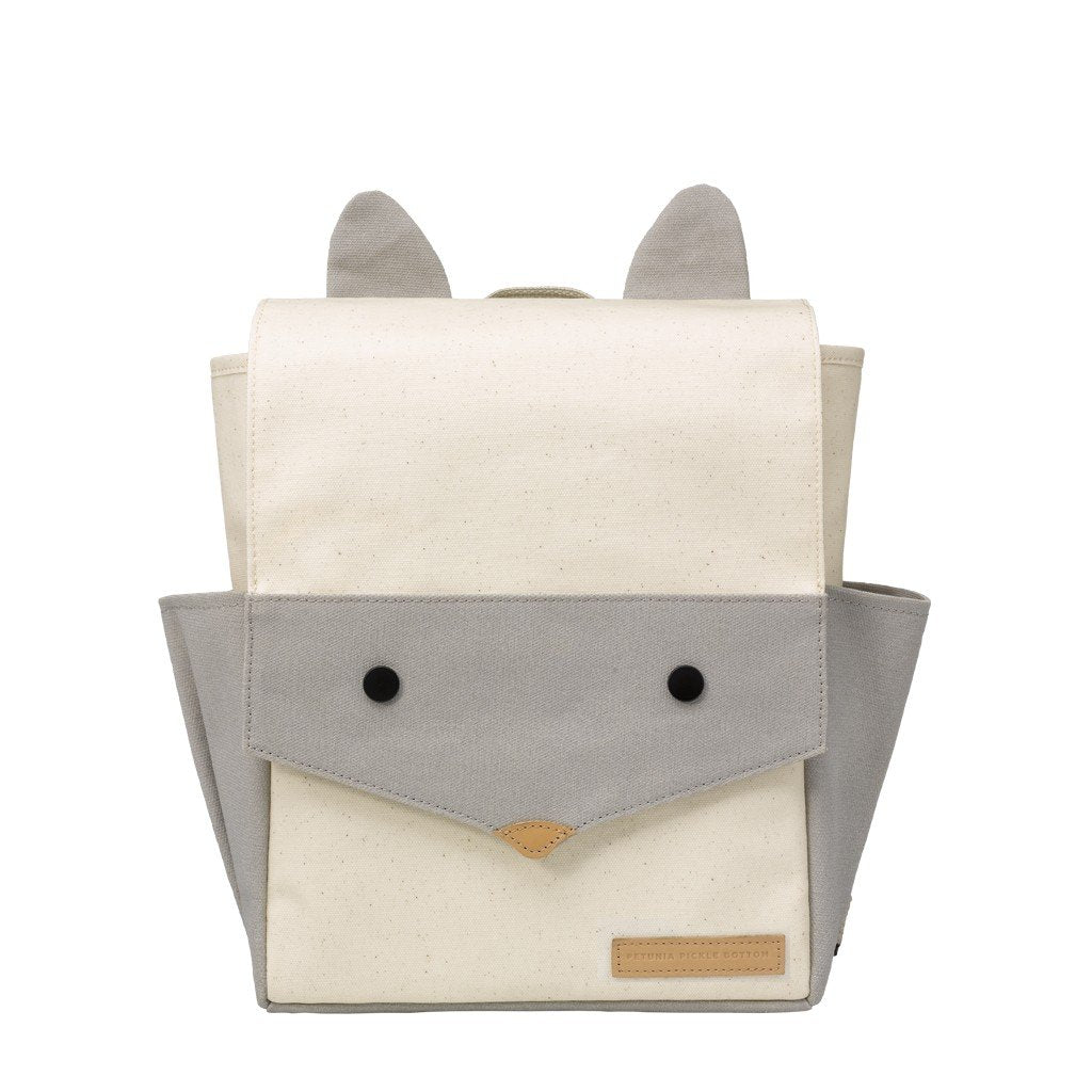 Mini Critter Pack - Grey Fox by Petunia Pickle Bottom