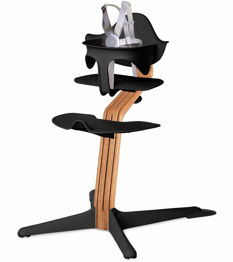 Nomi Highchair - Natural Oak by Evomove
