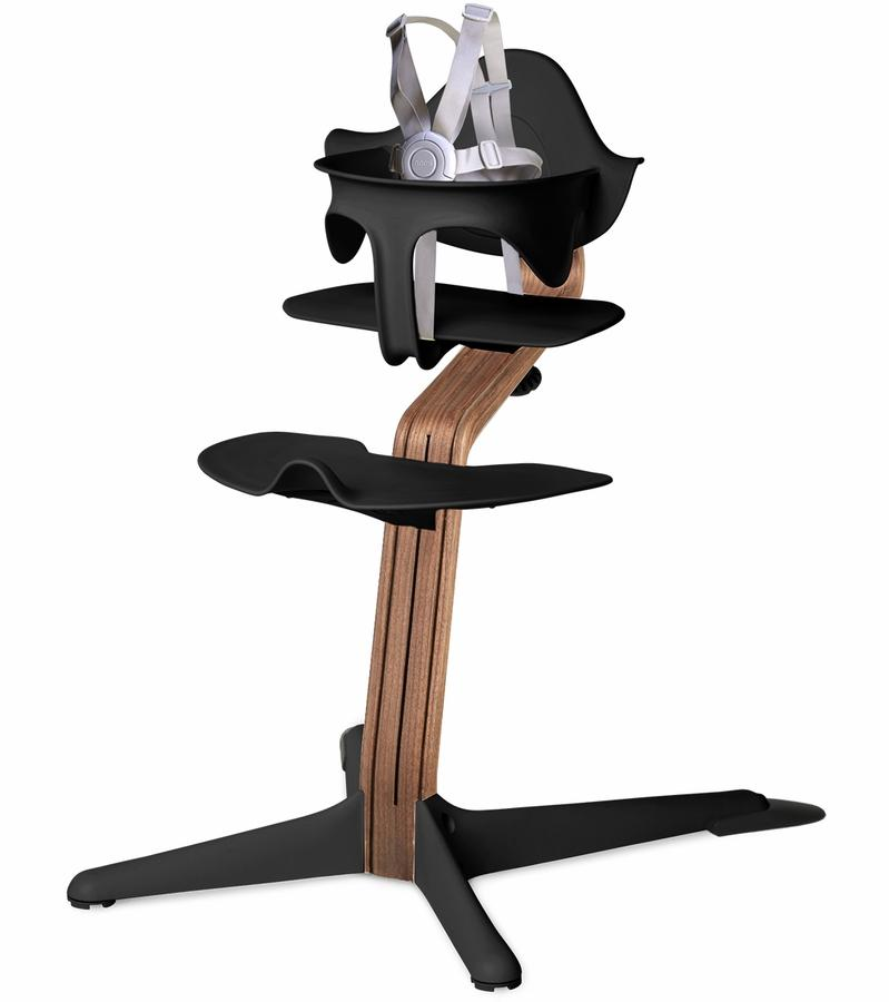 Nomi Highchair - Walnut by Evomove