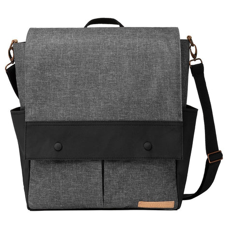 Pathway Pack - Graphite + Black by Petunia Pickle Bottom - Pacifier