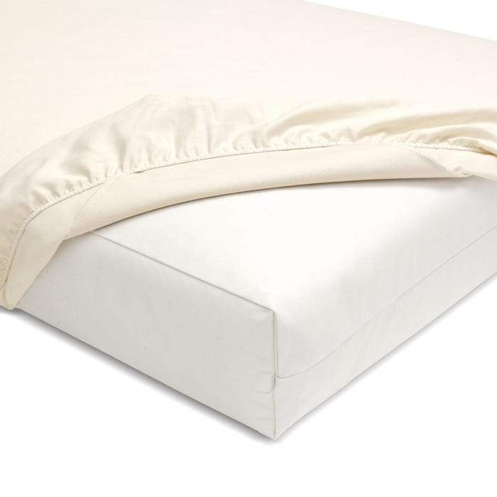 Organic Waterproof Baby Crib Protector Pad by Naturepedic