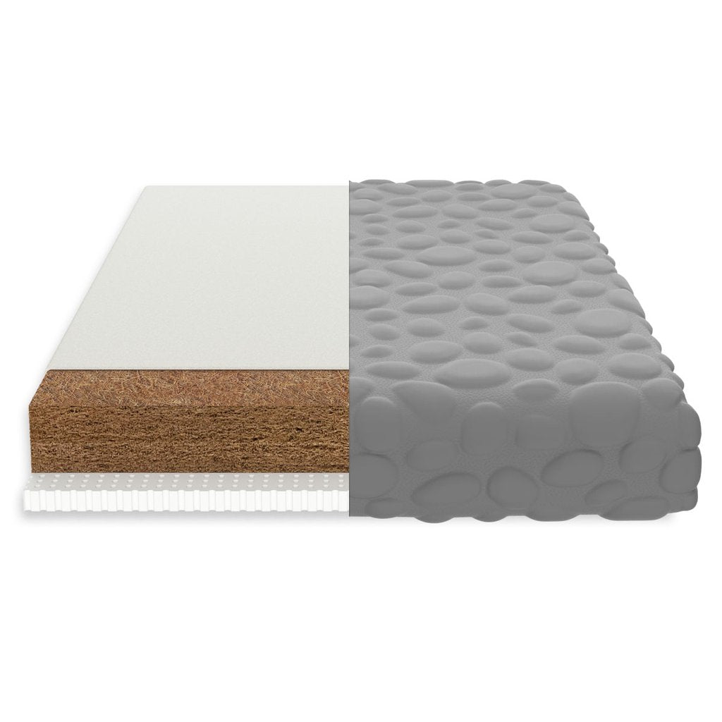 Pebble Pure Mattress by Nook Sleep Systems