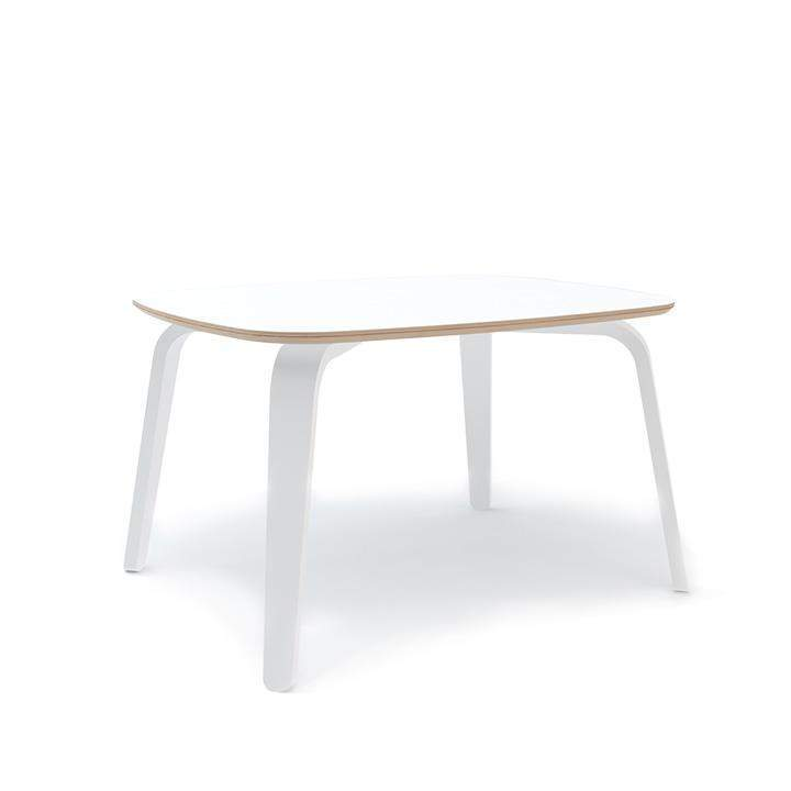 Play Table - Birch / White by Oeuf Oeuf Furniture