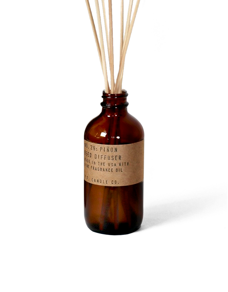Piñon Rose Reed Diffuser by PF Candle Co