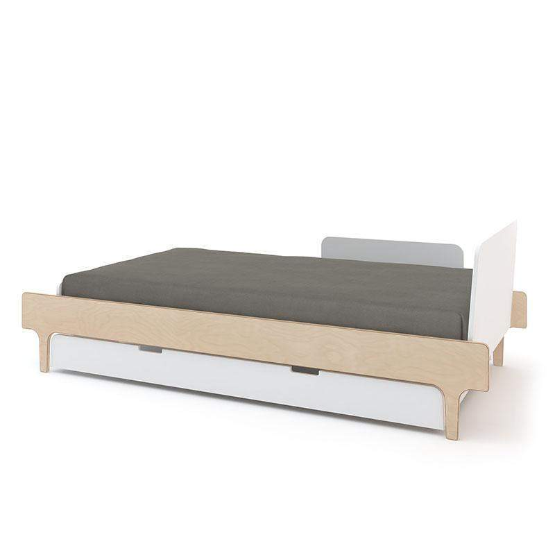 River Trundle Bed - White by Oeuf