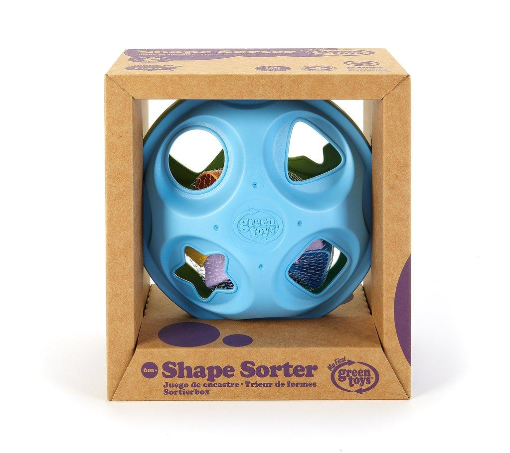 Recycled Shape Sorter by Green Toys