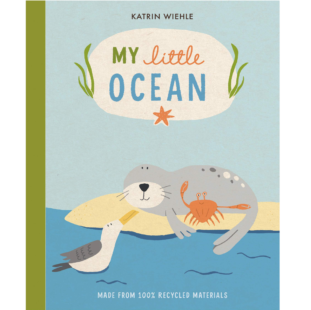 My Little Ocean - Board Book