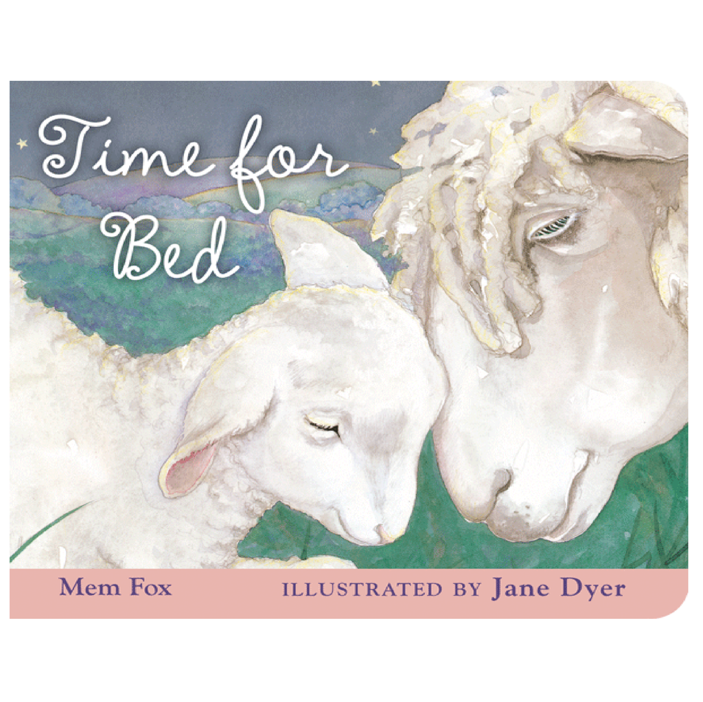 Time for Bed - Board Book Houghton Mifflin Books