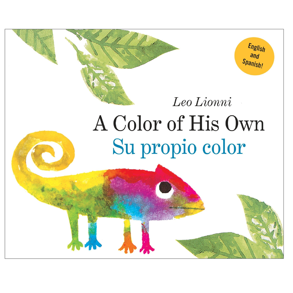 A Color of His Own (Spanish-English Bilingual Edition) - Board Book Random House Books