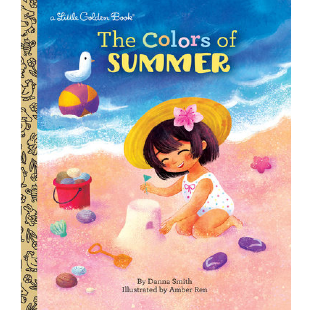 The Colors of Summer - Little Golden Book