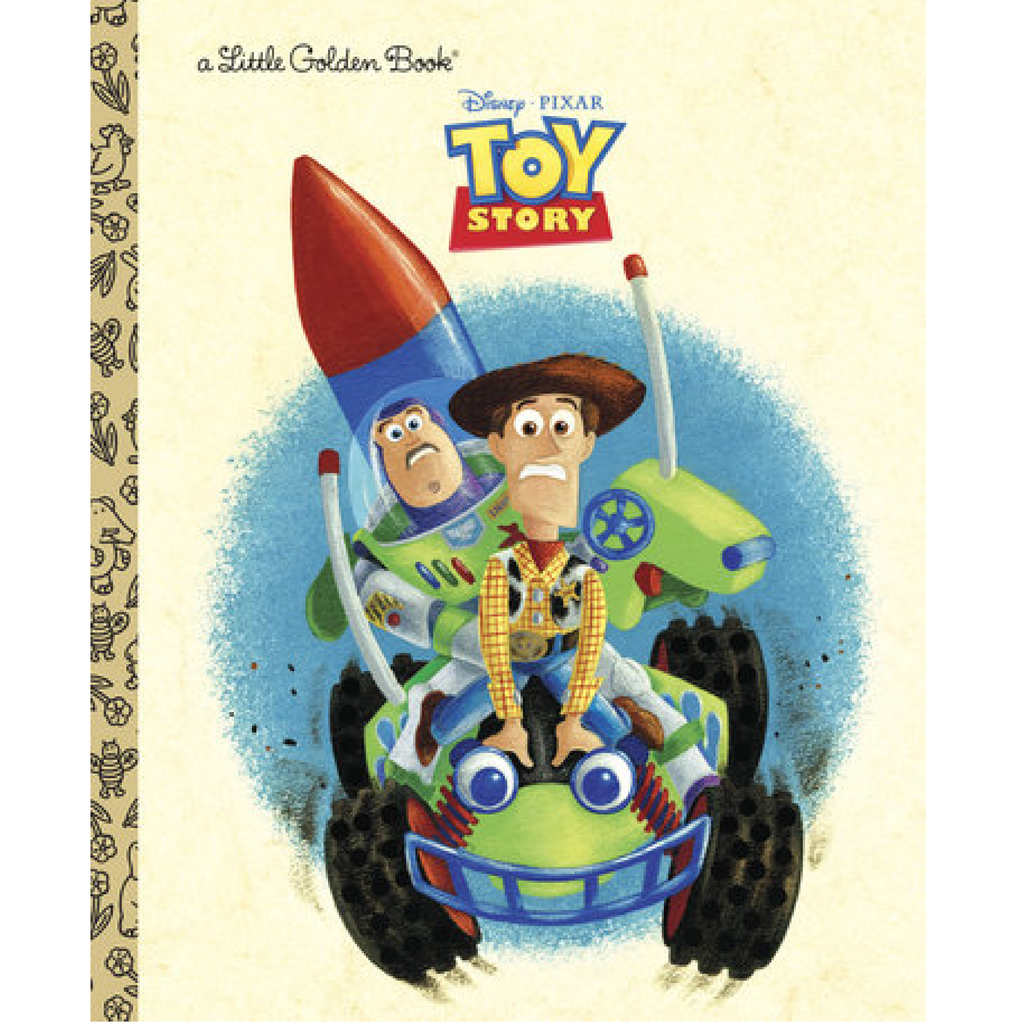 Toy Story - Little Golden Book