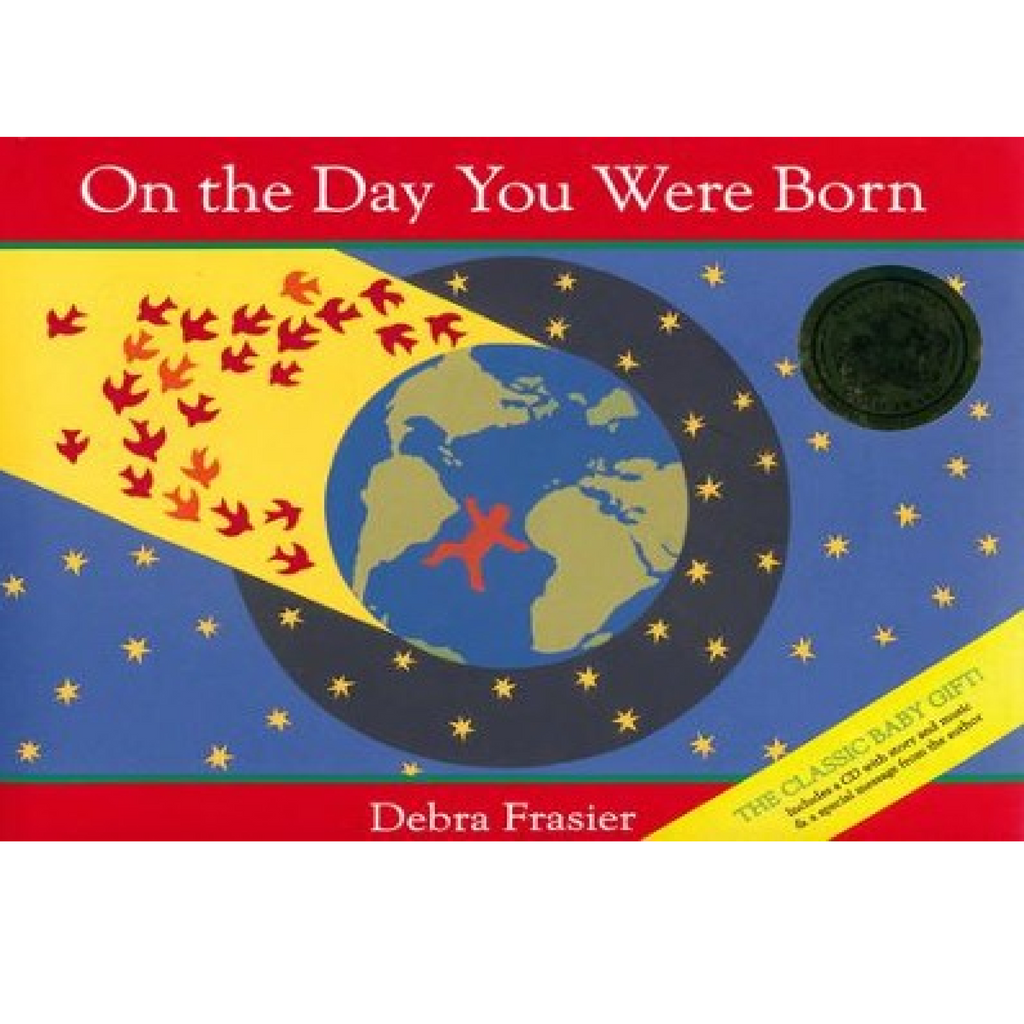 On The Day You Were Born - Hardcover Houghton Mifflin Books