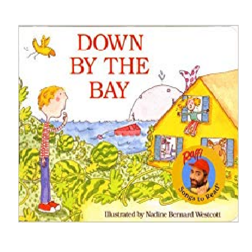 Down by the Bay - Board Book