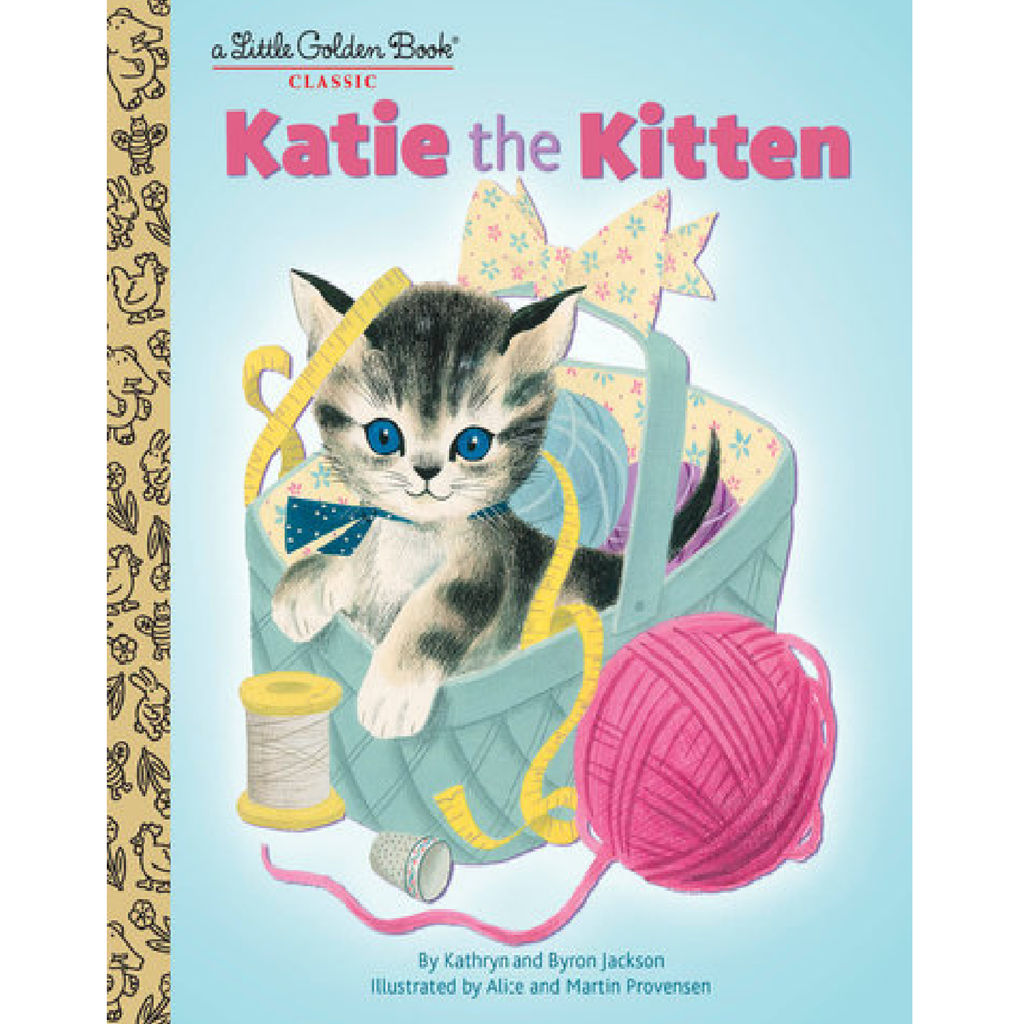Katie the Kitten - Little Golden Book