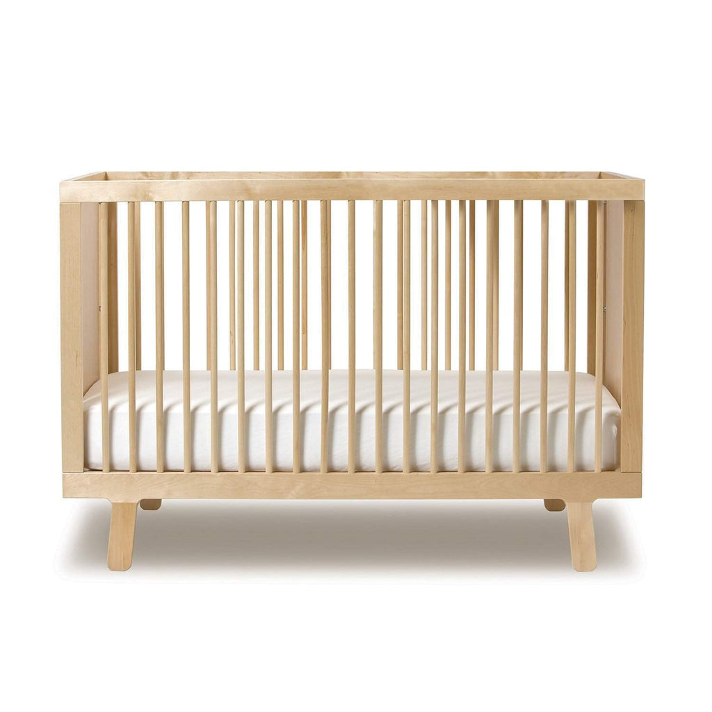 Sparrow Crib - Birch by Oeuf Oeuf Furniture
