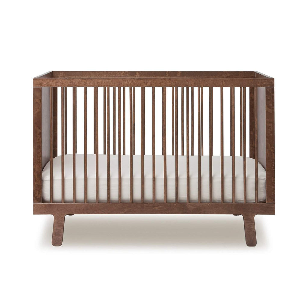 Sparrow Crib - Walnut by Oeuf