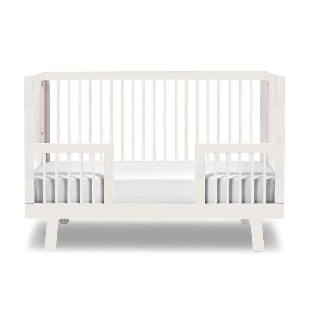 Sparrow Toddler Bed Conversion Kit - White by Oeuf