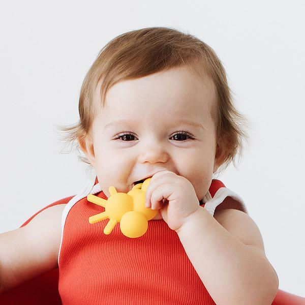 Hello Sunshine Teether by Doddle & Co