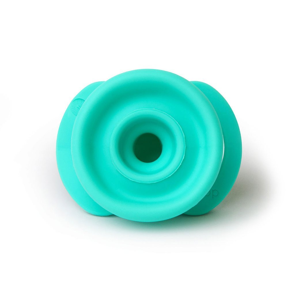 The Pop Pacifier - In Teal Life by Doddle & Co - Pacifier