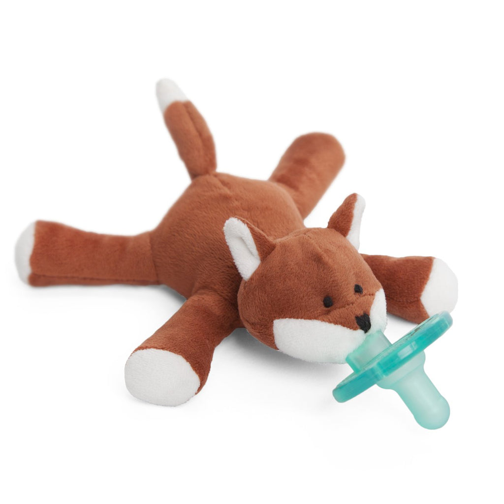 Wubbanub Animal Pacifier - Fox