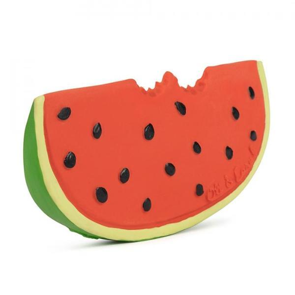 Wally the Watermelon Teether by Oli & Carol Oli & Carol Toys