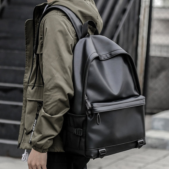 SK Leather Backpacks For Men