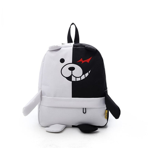 VVAOZU Anime Danganronpa Dangan Ronpa Backpack
