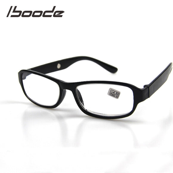 IBOODE Square Magnetic Reading Glasses Women Men Unisex Magnet Presbyopic Eyeglasses 1.0 1.5 2.0 2.5 3.0 3.5 4.0 4.5 5.0 5.5 6.0