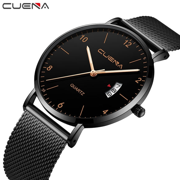 Casual Quartz Wristwatch For Men