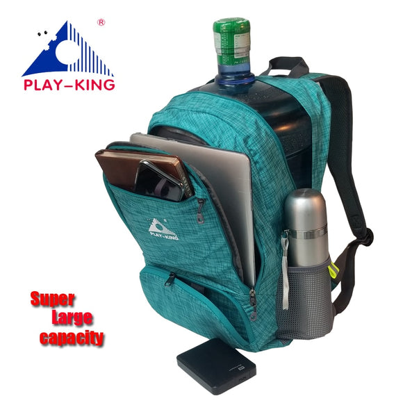 PLAYKING Foldable Travel Backpack Waterproof Mini Travel Backpack Women Men Bag For 2019 Mochila Feminina camping trekking