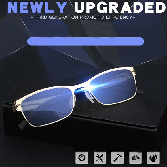 WEARKAPER Reading Glasses For Men