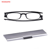 WEARKAPER Folding Reading Glasses For Men