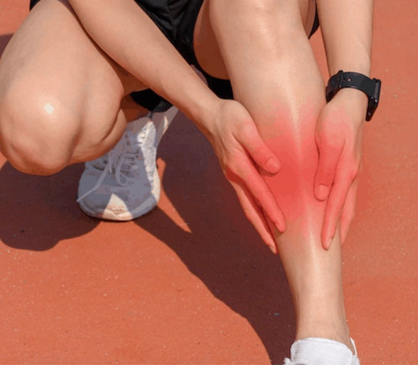 Shin Splints (medial tibial stress syndrome)