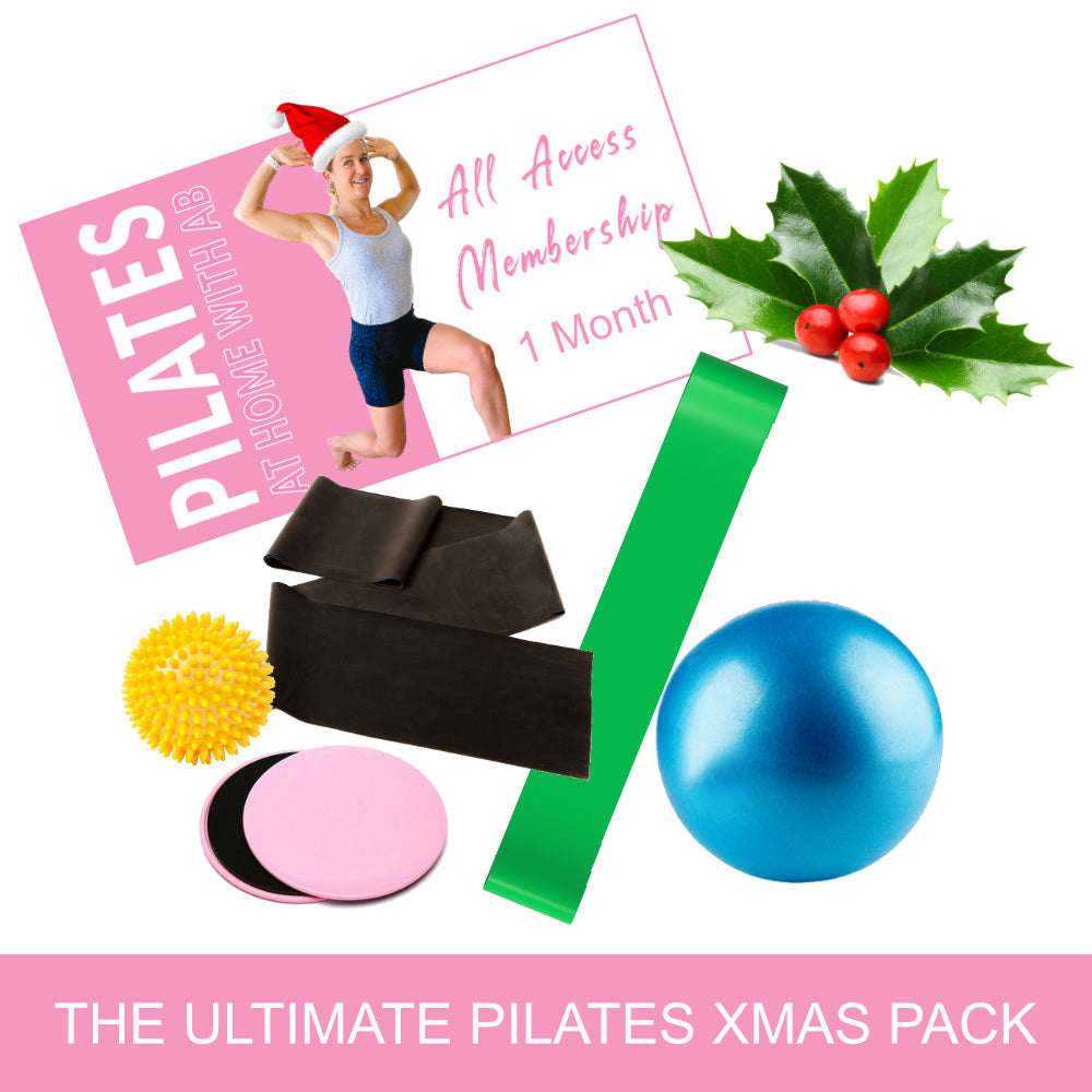 The Ultimate Pilates Xmas Pack