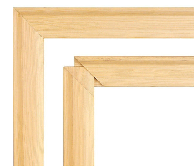 Snoogg | Pine Wood Stretcher Bar's For Canvas Framing Painting